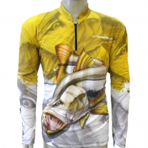 Camiseta Tribbus Fishing - ROBALO 02