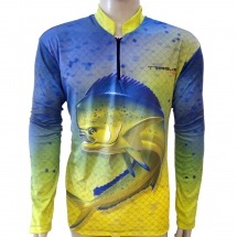 Camiseta Tribbus Fishing - DOURADO DO MAR