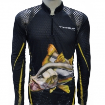 Camiseta Tribbus Fishing - ROBALO 01