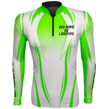 CAMISETA TRIBBUS FISHING - COR GREEN