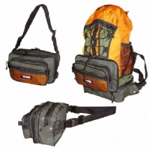 Mochila Triple Bag MTK